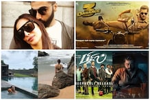 Arjun Kapoor Posts Kissing Pic on Malaika Arora's Birthday, Salman Khan Launches Dabangg 3 Trailer