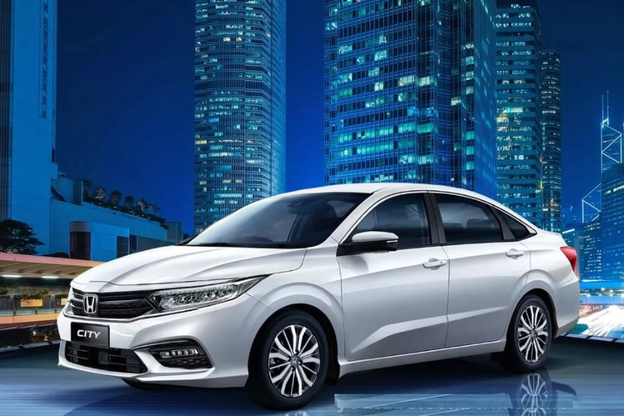 2020 Honda City Rendered In Images, To Be Launched Later