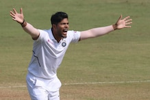 'Hardly Get Two Matches in a Row Overseas' - Umesh Yadav Opens Up on In-and-Out Test Fortunes