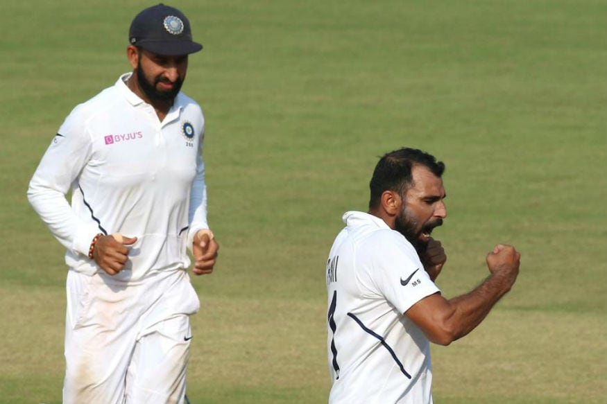In Pics, India vs Bangladesh, First Test Day 3 at Indore