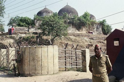 File photo of Babri Masjid (Credits-AP)