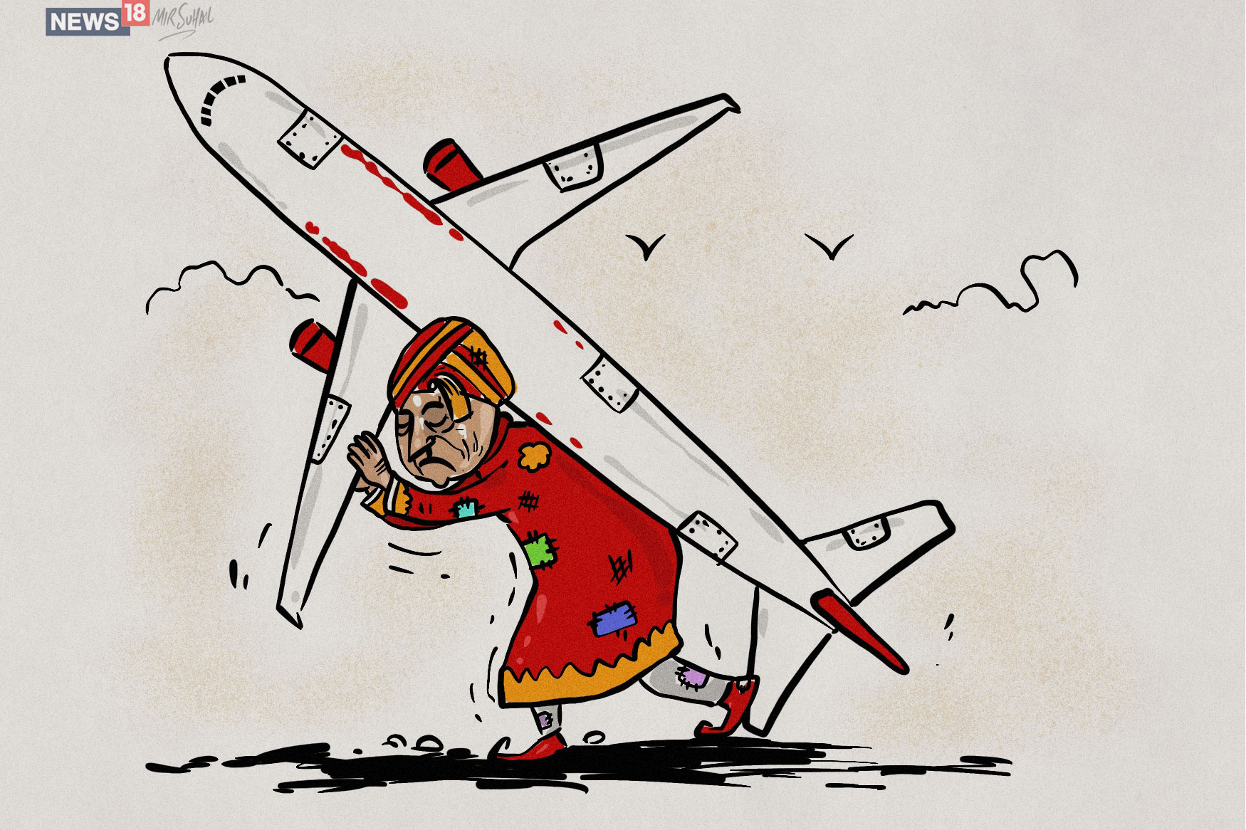 On the Market Yet Again, Chances of Selling Cash-guzzling Air India May be Hit as Govt Restricts Foreign Airli