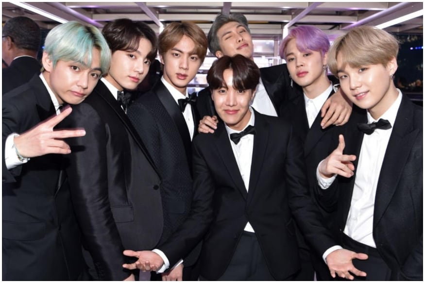 Tuxedos Worn by K-Pop Band BTS at Grammy Awards 2019 will Now be Featured in Museum