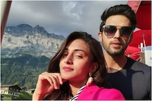 Parth Samthaan Denies Dating Erica Fernandes, Says 'Not Aware of These Rumours'