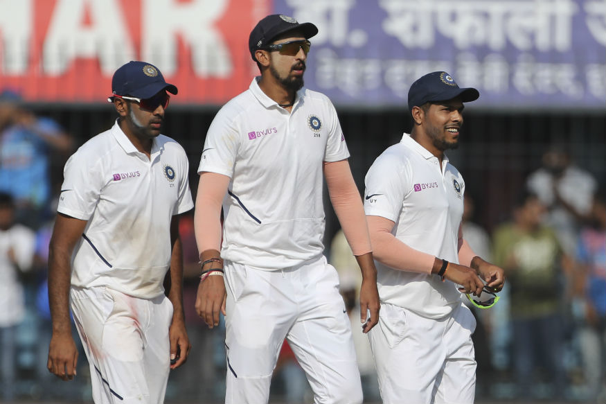 India vs Bangladesh | Bowlers Come to the Party as India Dominate Bangladesh on Day