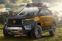 This Modified MG Hector is Not Your Average Urban SUV