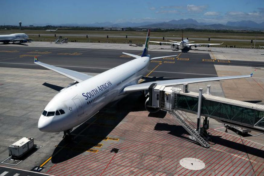 South African Airways Cancels All Flights After Strike Call Over Retrenchment Plan