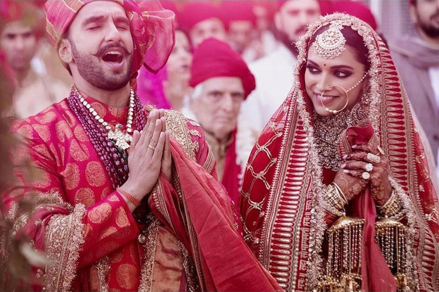 On Deepika Padukone and Ranveer Singh's First Anniversary, Take a Look Back at Their Year as Married Couple
