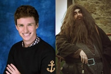 Eddie Redmayne Wants Hagrid to Star in Fantastic Beasts 3