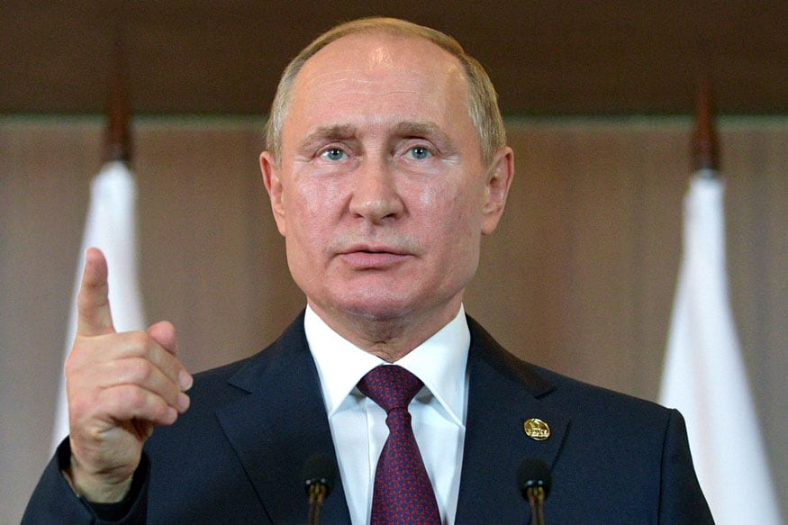 Marriage is Only Between a Man and Woman, Says Russian President Vladimir Putin