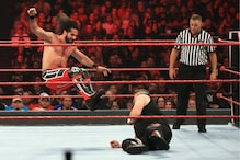 WWE Raw Results: Seth Rollins Heel-Turn Teased, Rey Mysterio Wins Title