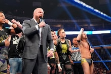 WWE SmackDown Results: Brock Lesnar Quits Blue Brand, NXT Invades Show