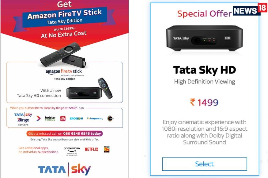 Amazon Stick Sky