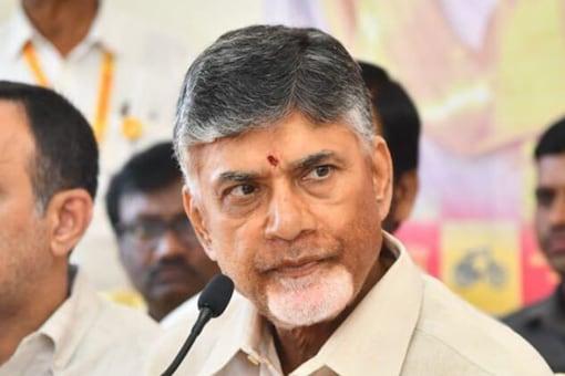 File photo of TDP supremo and former Andhra Pradesh CM N Chandrababu Naidu.