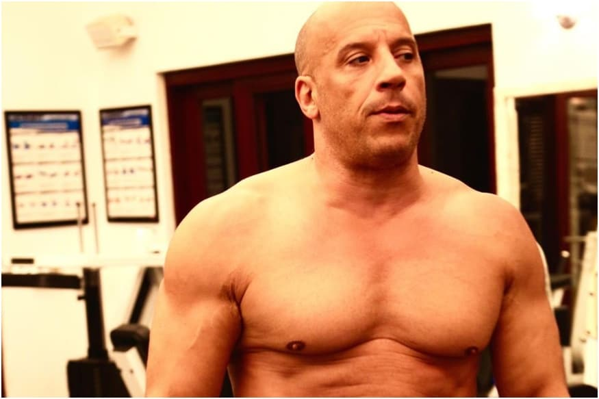 Vin Diesel Posts Shirtless Picture to Mark the End of ...