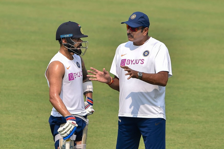 Ravi Shastri & Co Sharing Tricks of Trade with NCA Coaches Amidst