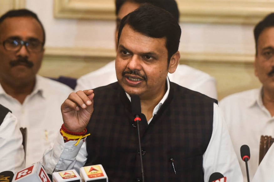 'It's Absolutely Wrong': Fadnavis Refutes BJP MP Anant Hegde's 'CM for 80 Hours' Charge