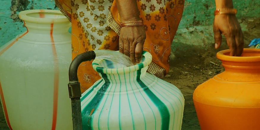 How Do Poor Urban Dwellers Get Access to Clean Drinking Water? - News18