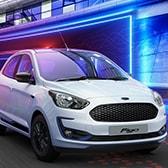 Ford Figo Facelift