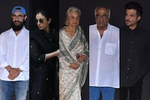 Aamir Khan, Anil Kapoor, Tabu, Kajol Attend Shaukat Azmi's Prayer Meet