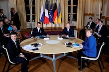 Russia's Putin Meets Ukraine President for First Time at Paris Peace Summit