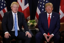 Donald Trump Invites Boris Johnson to White House in New Year: British Media