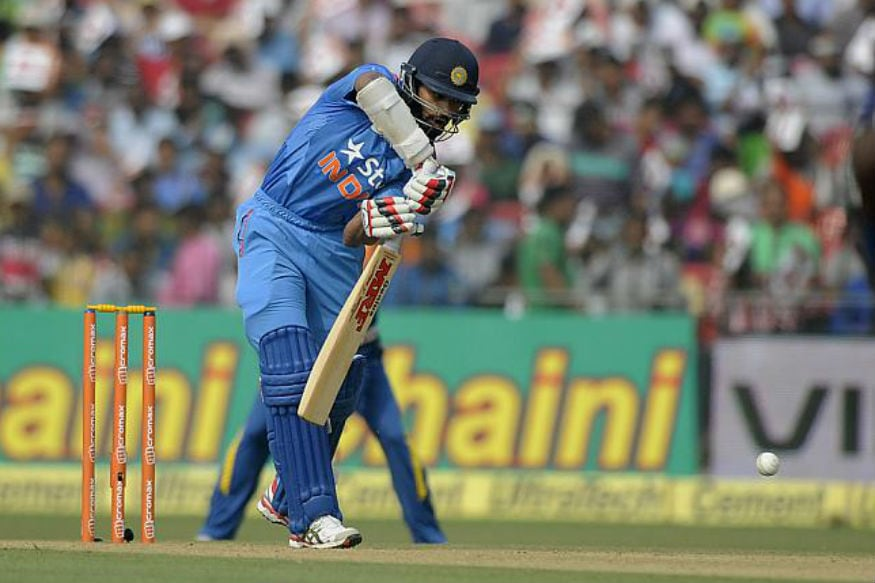 India beat West Indies by four wickets in 3rd ODI