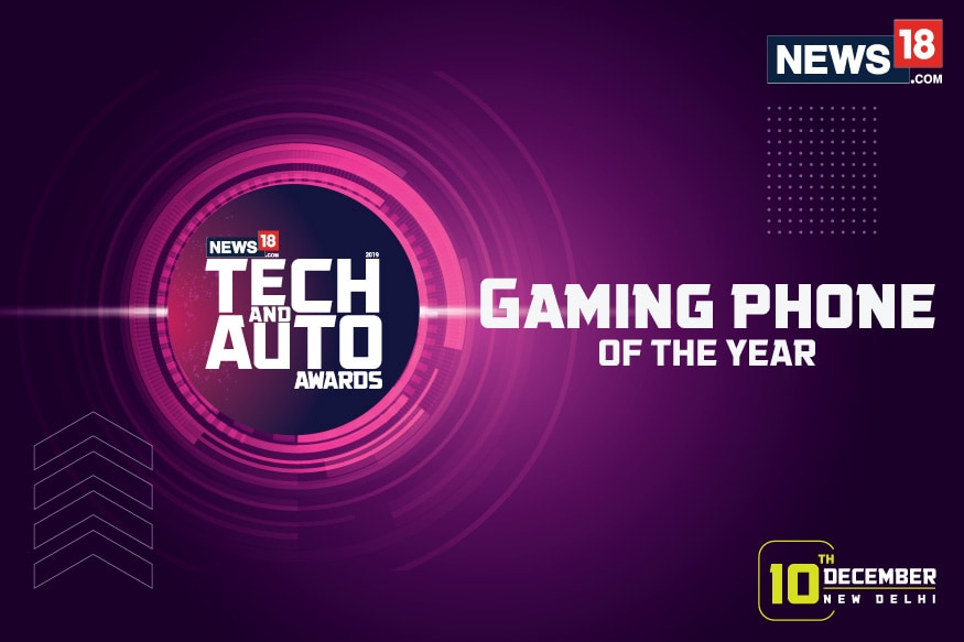 Tech and Auto Awards 2019 | Nominations for Gaming Phone of the Year - Asus ROG Phone II, Black Shark 2 and More
