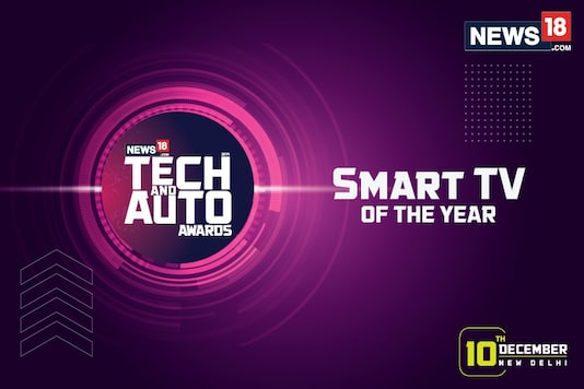 Tech and Auto Awards 2019 | Nominations for Smart TV of the Year - Samsung The Frame, Mi TV 4X and More