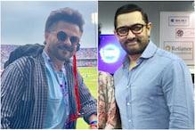 Aamir Khan, Anil Kapoor, Sidharth Malhotra Greet Jawans on BSF Raising Day