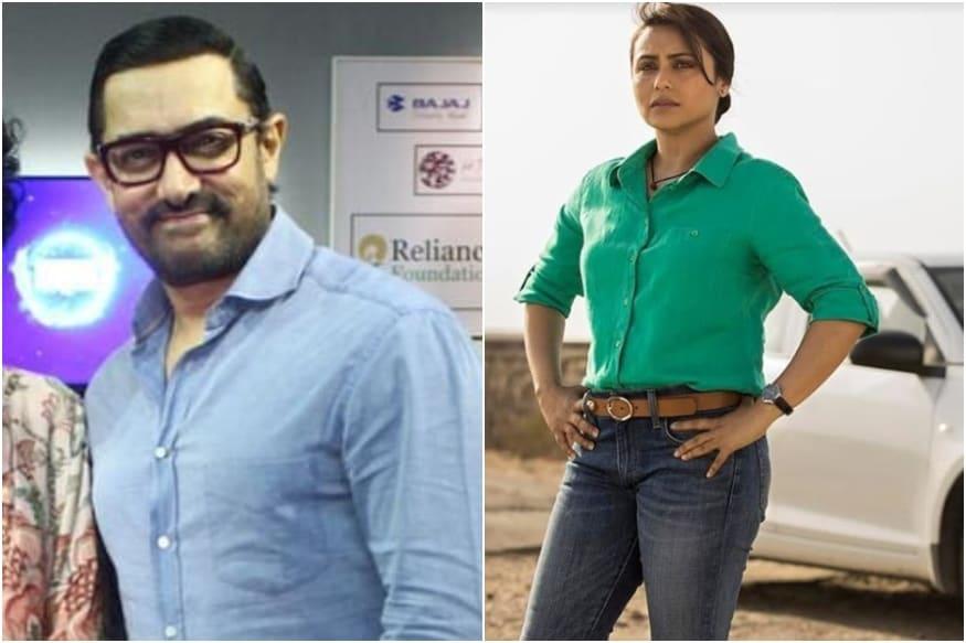Aamir Khan's Posts Heartfelt Wish for Rani Mukerji's Mardaani 2