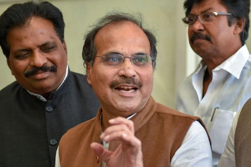 'Devil Should Not Cite Scriptures': Adhir on BJP's Attack on Him Over 'Modi, Shah Infiltrators' Remarks
