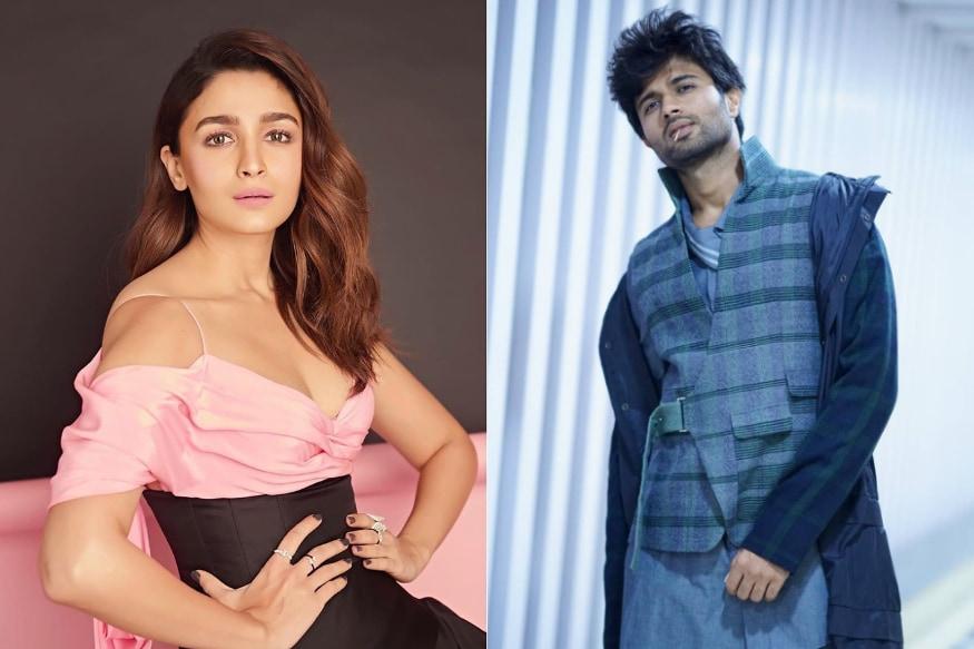Alia Bhatt Pics Anushka Sharma and Vijay Deverakonda as Most Glamorous Actors of 2019