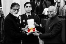 Amitabh Bachchan Expresses Gratitude Upon Receiving Dadasaheb Phalke Award