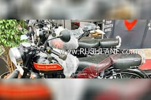 Royal Enfield Classic 350 BS-VI With New Decals Spotted at Dealership