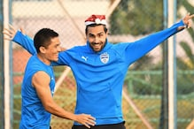 Bengaluru FC Players Put on Santa Hats as Indian Sports World Dives into Christmas Spirit