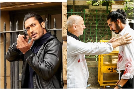 Stills from 'Commando 3', 'Hotel Mumbai'