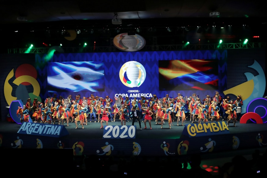 Copa America 2020 Draw: Australia Grouped With Argentina, Qatar Drawn Alongside Brazil and Colombia