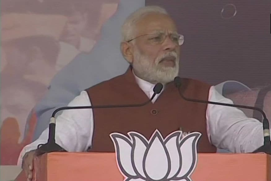 Kept Jharkhands Creation Pending for Five Decades: PM Modi Attacks Cong in Poll Rally in
