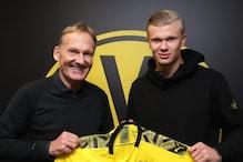Borussia Dortmund Sign Teen Striking Prodigy Erling Braut Haaland from RB Salzburg