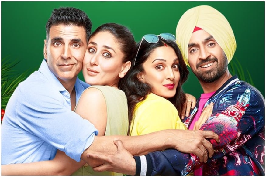 Good Newwz Box Office: Akshay Kumar-Kareena Kapoor Film Earns Rs 201.14