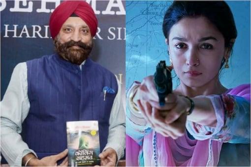 Alia Bhatt Starrer Raazi Did Not Do Justice to Book, Says Calling Sehmat Author Harinder Sikka