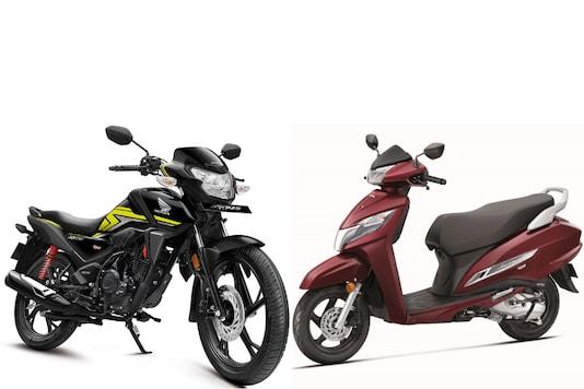 Image for Representation (Image Courtesy: Honda Motorcycle Scooter India Pvt. Ltd.)