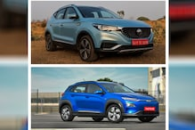 MG ZS EV vs Hyundai Kona Electric Spec Comparison: Range, Prices, Features and More