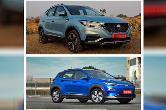 Hyundai Kona vs MG ZS
