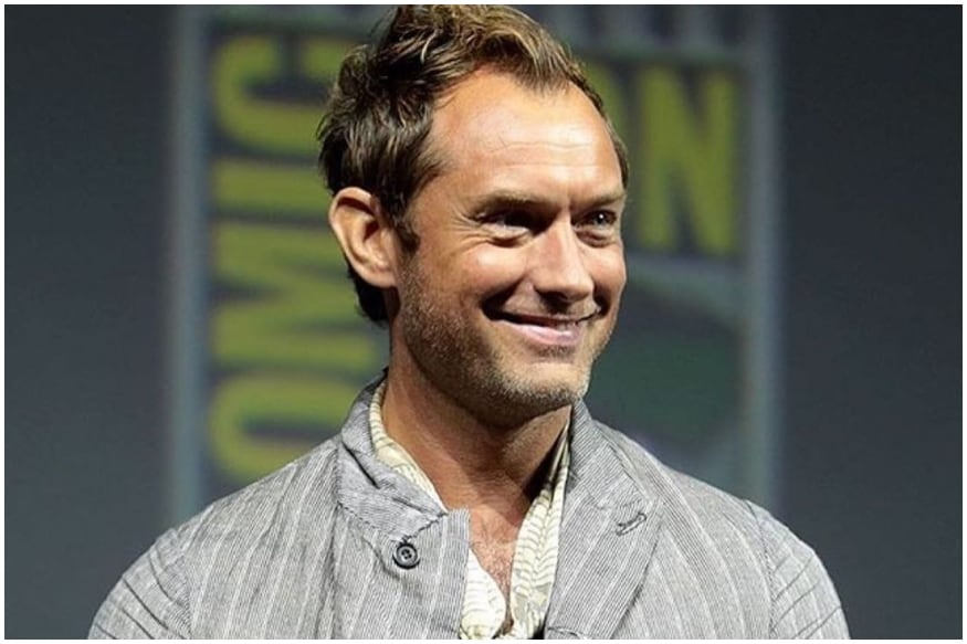 Jude Law Loves Starving Himself