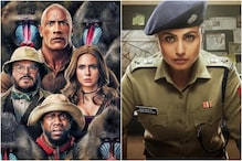 Jumanji Goes Level Up in Box Office Battle with Mardaani 2