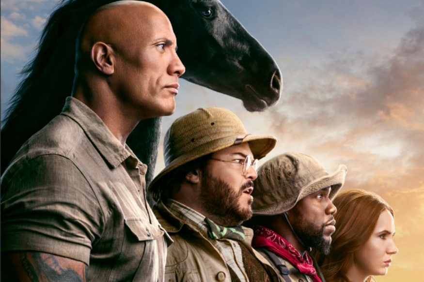 Jumanji The Next Level Movie Review: Laugh and Cry with Dwayne Johnson and