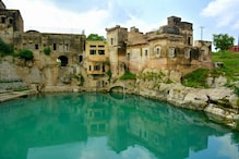 Indian Hindu Pilgrims Reach Pakistan's Punjab Privince for Annual Katas Raj Pilgrimage
