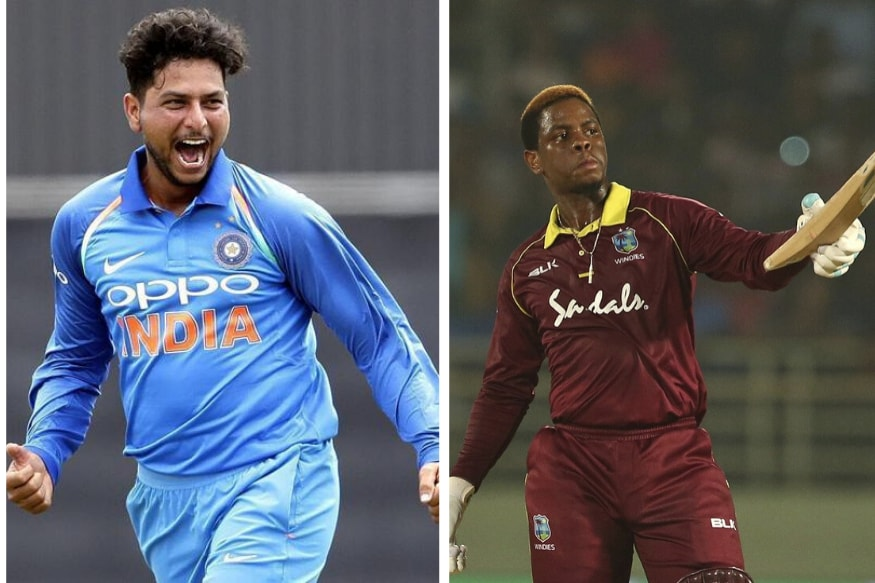 West Indies win toss, bowl in second India ODI